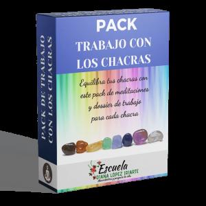Pack trabajo completo con los chacras - Diana Lopez Iriarte