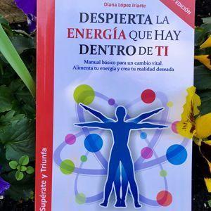 Lirbro Despierta la energía que hay dentro de ti - Diana López Iriarte